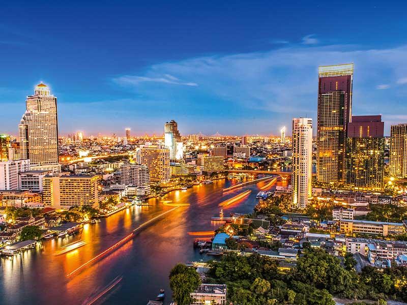 Asia pacific Bangkok | Australia business services