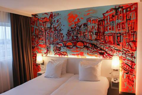 WestCord Art Hotel Amsterdam 4 Sterne