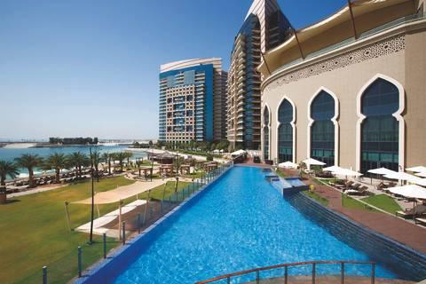 Bab Al Qasr, a Beach Resort & Spa by Millennium