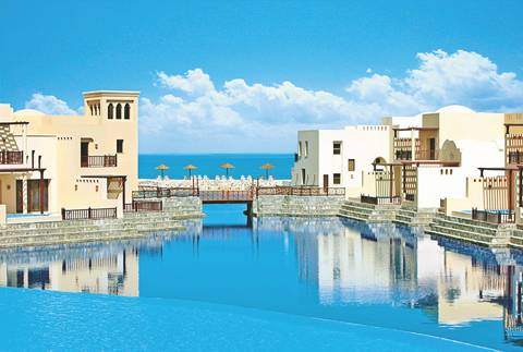 The Cove Rotana Resort
