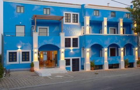 Palazzo Greco Boutique Hotel