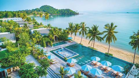 Celes Beachfront Resort