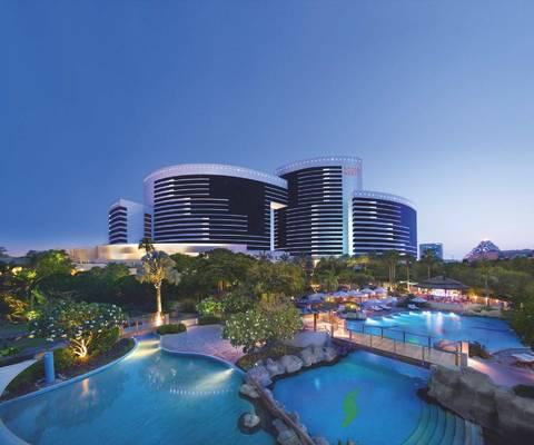 Kombi 4 Nä. Grand Hyatt Dubai + 2 Nä. Emirates Palace AUH