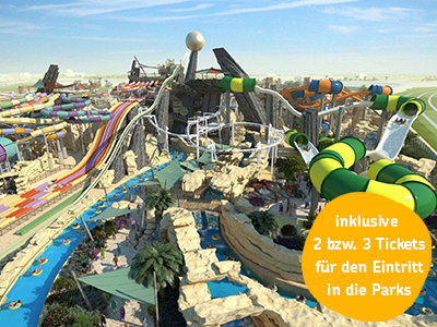 Fun Paket Radisson Blu Yas Island Abu Dhabi