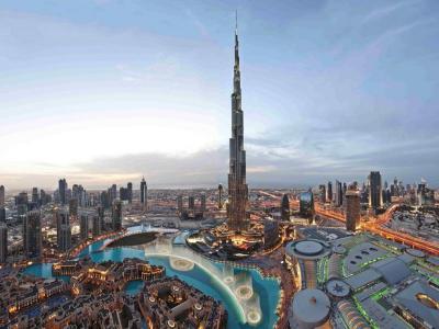 Kombi 5 Nä. Hilton al Hamra Beach + 2 Nä. Armani Hotel Dubai