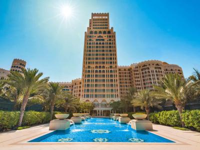 Kombi 4 Nä. Waldorf Astoria RAK + 2 Nä. Burj al Arab