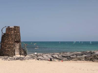Barceló Teguise Beach - lage