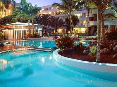 Suite Hotel Fariones - ausstattung