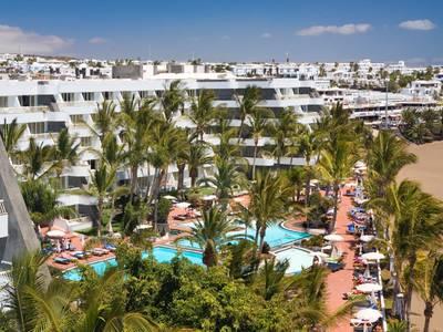 Suite Hotel Fariones - lage