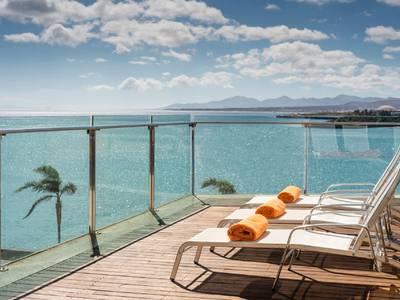 Arrecife Gran Hotel & Spa - lage