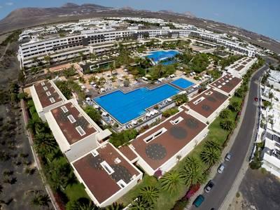 Costa Calero Thalasso & Spa - lage