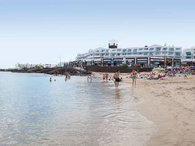 Be Live Experience Lanzarote Beach - lage