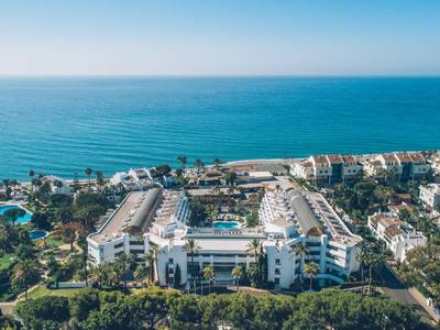 Iberostar Selection Marbella Coral Beach - lage