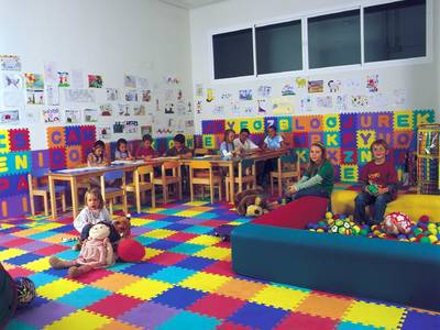 H10 Estepona Palace - kinder