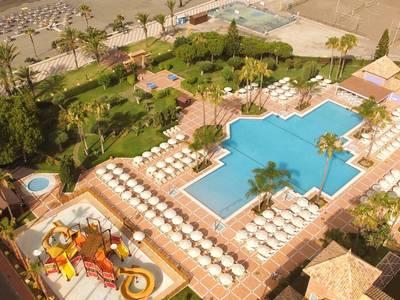 Iberostar Malaga Playa - lage