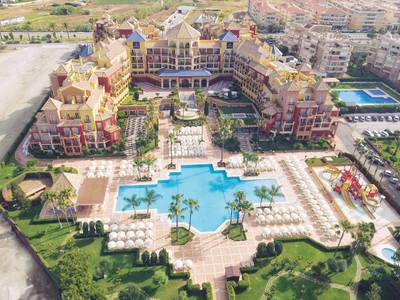 Iberostar Malaga Playa - ausstattung