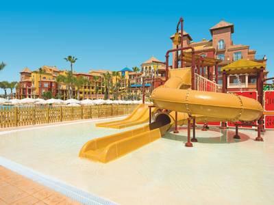 Iberostar Malaga Playa - kinder