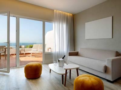 Palladium Hotel Costa del Sol - zimmer