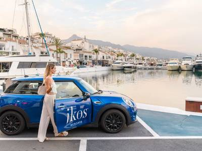 Ikos Andalusia - service