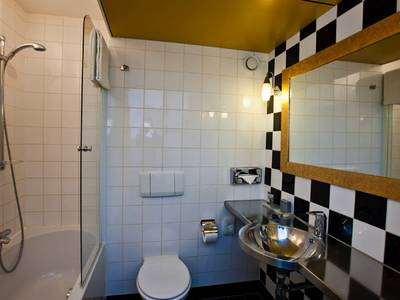 WestCord Art Hotel Amsterdam 3 Sterne - zimmer