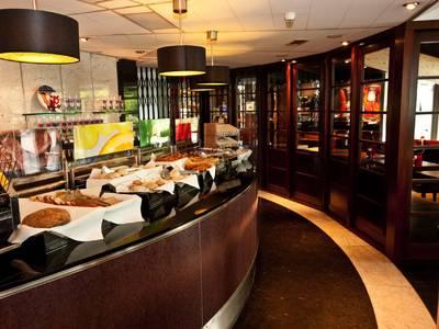 WestCord Art Hotel Amsterdam 3 Sterne - verpflegung