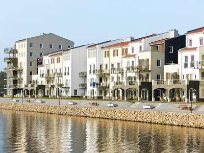Center Parcs De Eemhof - lage