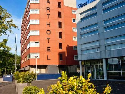 WestCord Art Hotel Amsterdam 4 Sterne - lage
