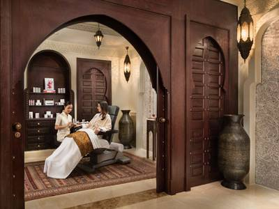 Emirates Palace Abu Dhabi - wellness