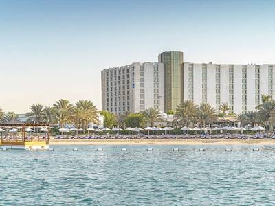Radisson Blu Hotel & Resort, Abu Dhabi Corniche - lage
