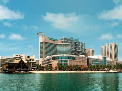 Beach Rotana Abu Dhabi - lage