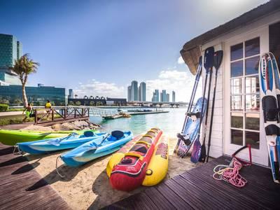Beach Rotana Abu Dhabi - ausstattung