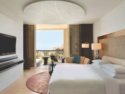Park Hyatt Abu Dhabi Hotel and Villas - zimmer