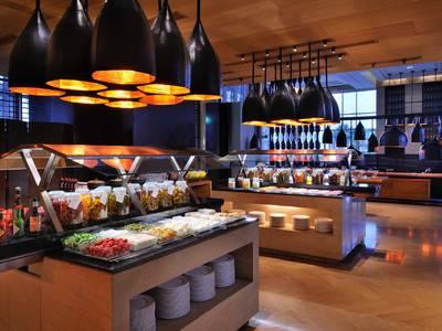 Park Hyatt Abu Dhabi Hotel and Villas - verpflegung
