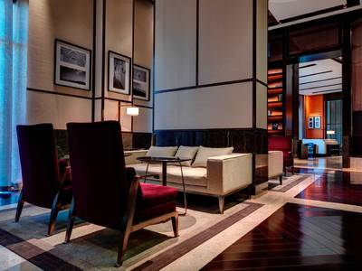 Park Hyatt Abu Dhabi Hotel and Villas - ausstattung