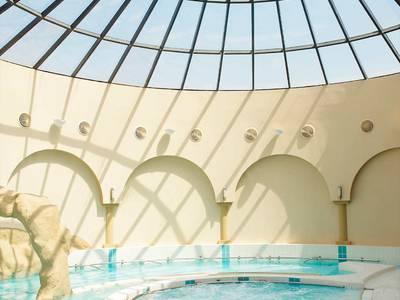 Le Meridien Abu Dhabi - wellness