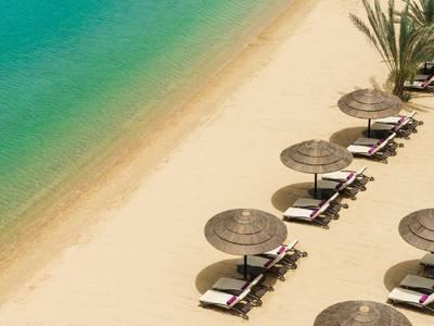 Le Meridien Abu Dhabi - lage