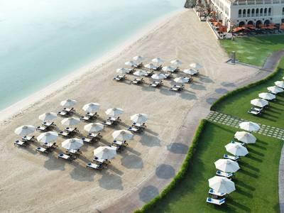 The Ritz-Carlton Abu Dhabi, Grand Canal - lage