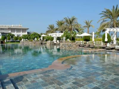 The St. Regis Abu Dhabi Corniche - lage