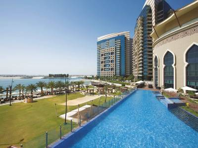Bab Al Qasr, a Beach Resort & Spa by Millennium