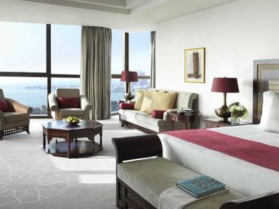 Bab Al Qasr, a Beach Resort & Spa by Millennium - zimmer
