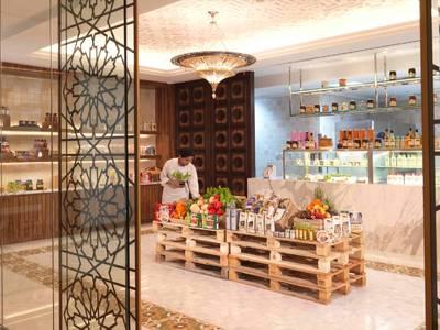 Bab Al Qasr, a Beach Resort & Spa by Millennium - verpflegung
