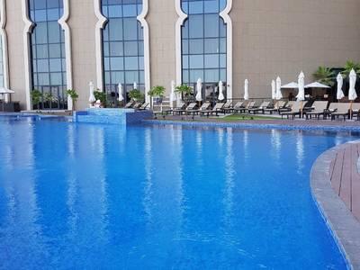 Bab Al Qasr, a Beach Resort & Spa by Millennium - ausstattung