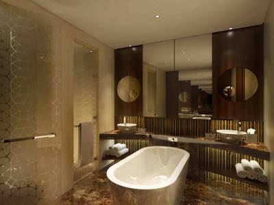 Grand Hyatt Hotel Abu Dhabi - zimmer
