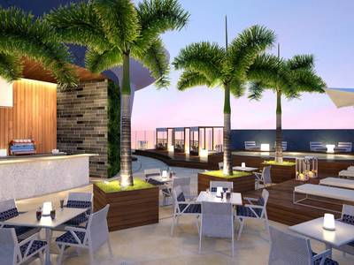 Grand Hyatt Hotel Abu Dhabi - lage