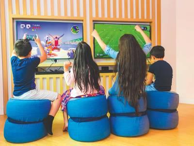 Saadiyat Rotana Resort & Villas - kinder