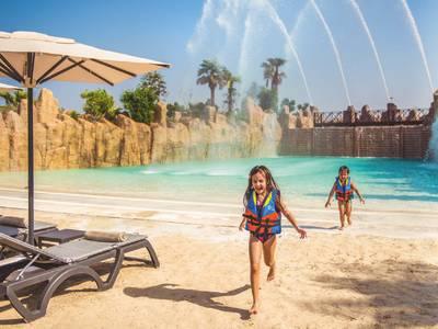 Rixos Premium Saadiyat Island - kinder