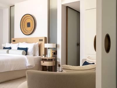 Jumeirah Saadiyat Island Resort - zimmer