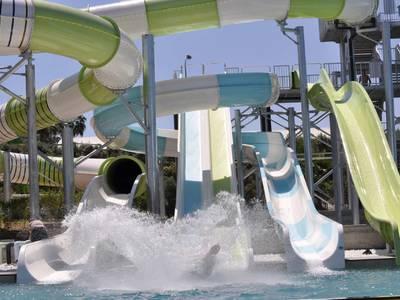 Club Grand Aqua - ausstattung