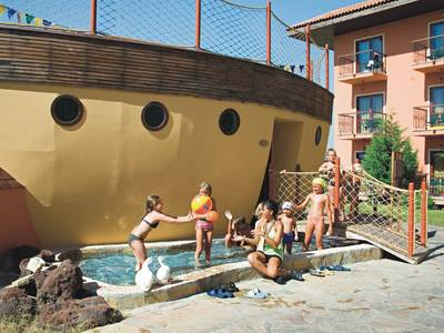 Club Grand Aqua - kinder