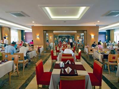 Side Mare Resort & Spa Hotel - ausstattung